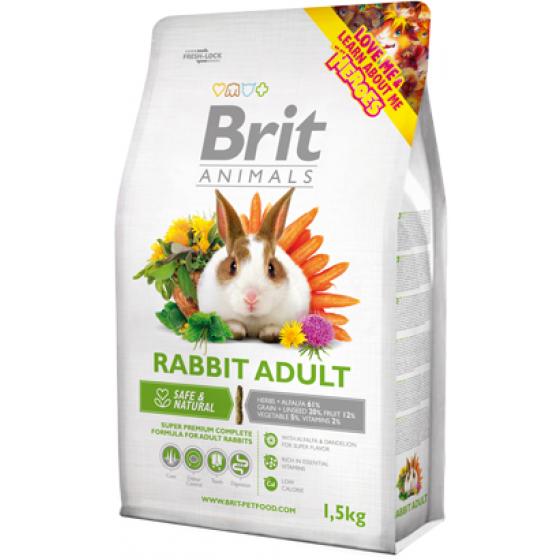 BRIT Animals - Rabbit Adult