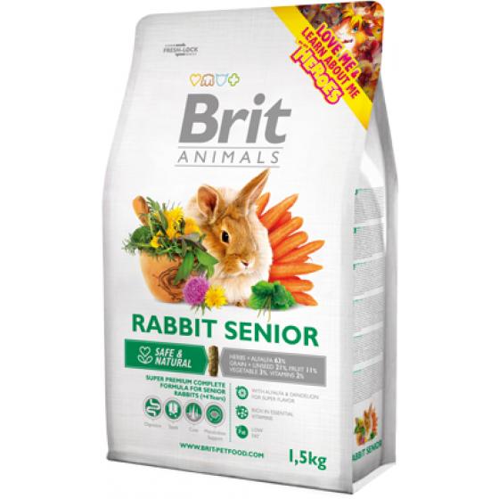 BRIT Animals - Rabbit Senior