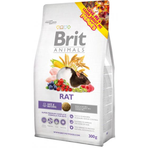 BRIT Animals - Rat