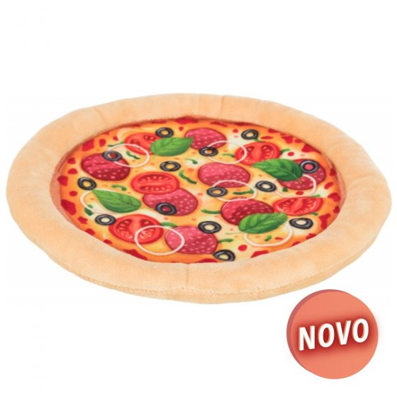 Trixie Pizza em Pelucia