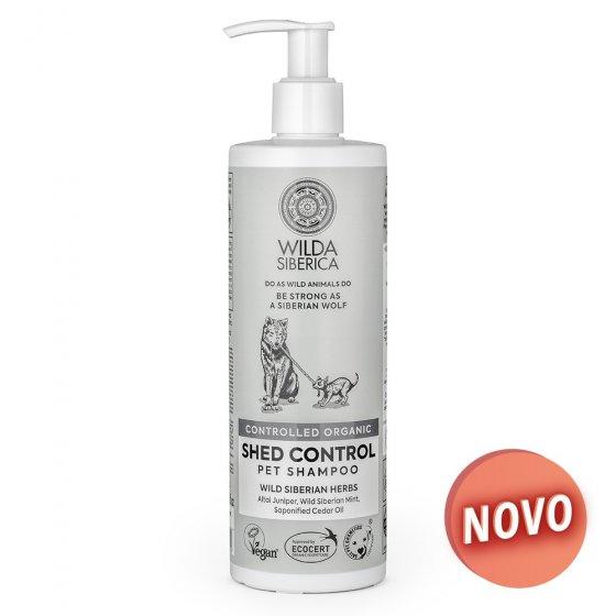 Wilda Siberica - Shampoo Orgânico Shed Control