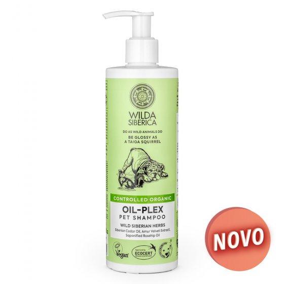 Wilda Siberica - Shampoo Orgânico Oil-Plex