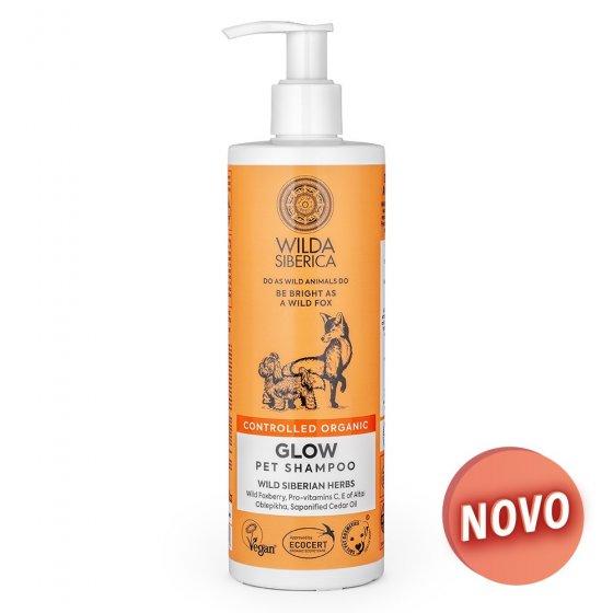 Wilda Siberica - Shampoo Orgânico Glow
