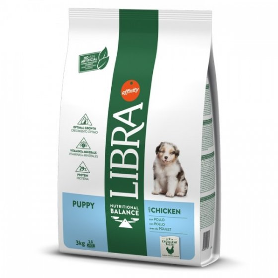 LIBRA Puppy - Frango