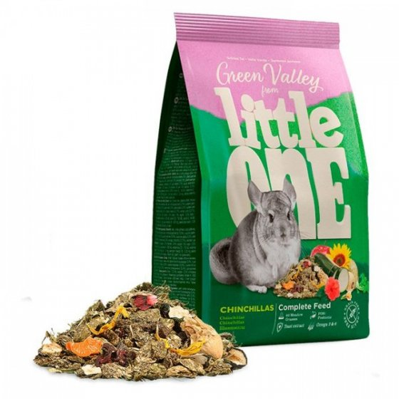 LITTLE ONE - Alimento Green Valley para Chinchilas