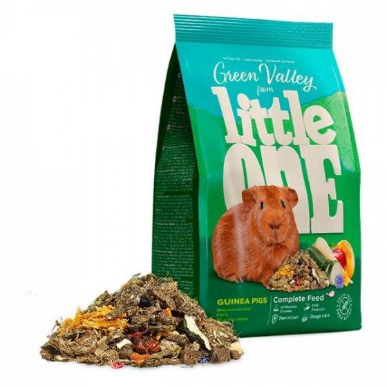 LITTLE ONE - Alimento Green Valley para Porquinhos-da-Índia