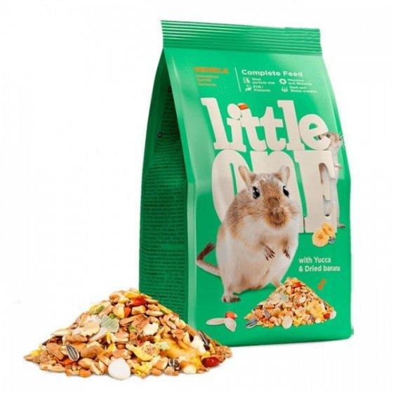 LITTLE ONE - Alimento para Gerbils - 400 gr