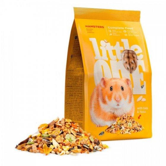 LITTLE ONE - Alimento para Hamster