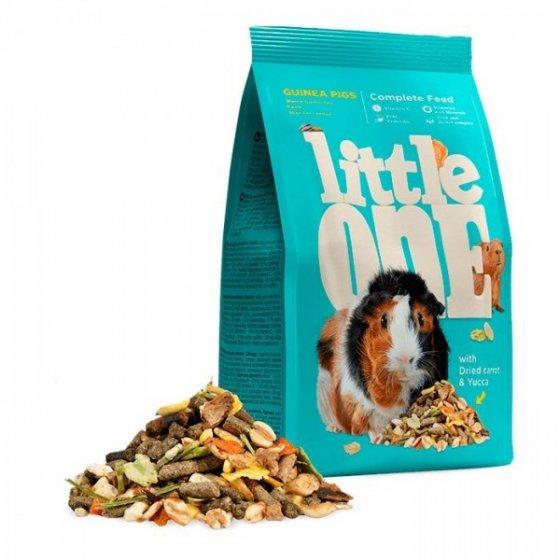 LITTLE ONE - Alimento para Porquinhos-da-Índia
