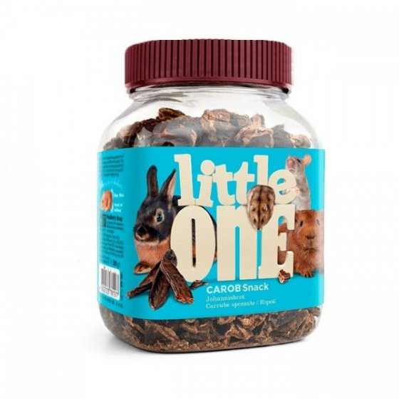 LITTLE ONE - Snack Carob para Roedores