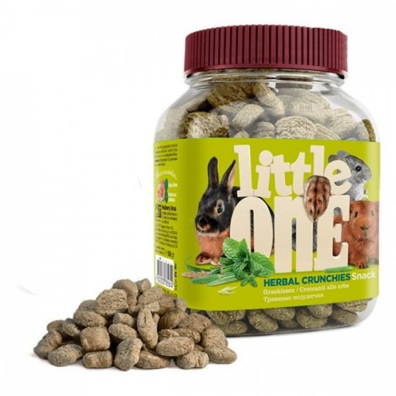 LITTLE ONE - Snack Herbal Crunchies