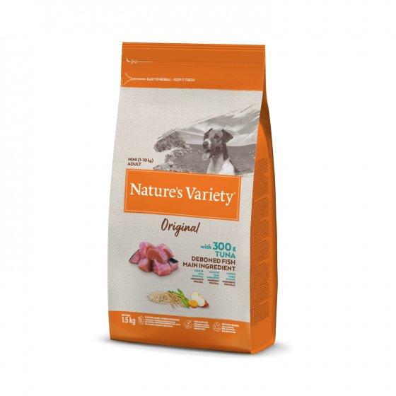 Nature's Variety Original Cão Adulto Mini - Atum