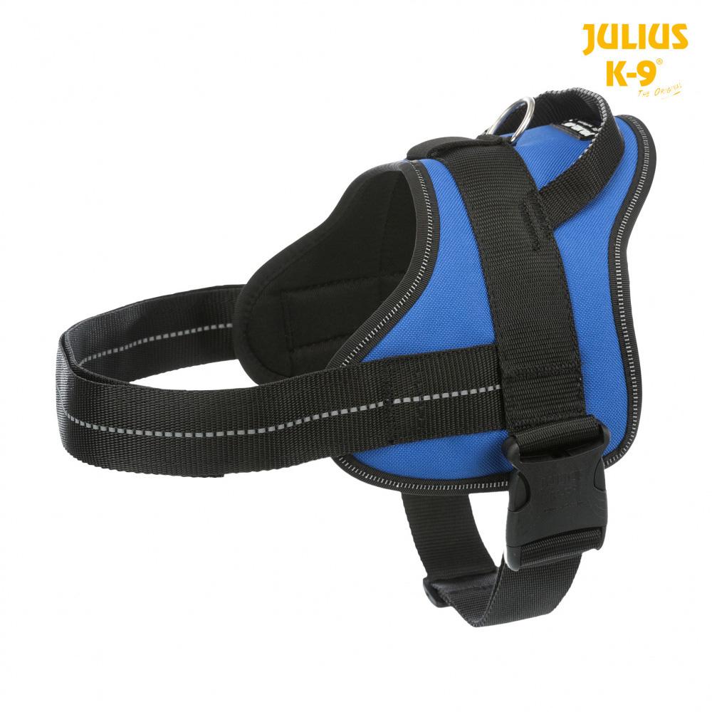 JULIUS K-9 Peitoral Pure - Azul