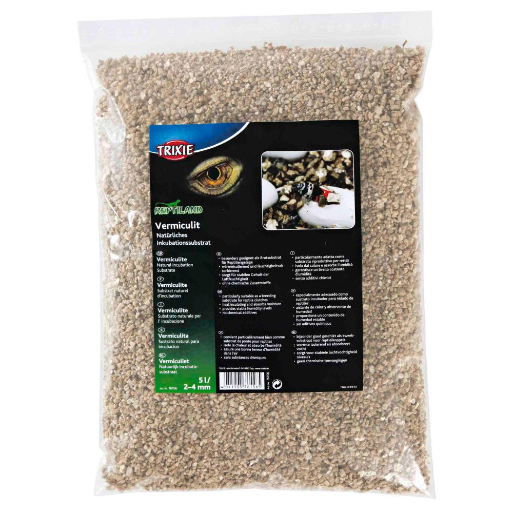 TRIXIE Vermiculit - Substrato Natural para Incubação