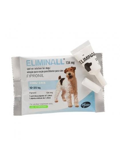 ELIMINALL Cão 10-20 Kg
