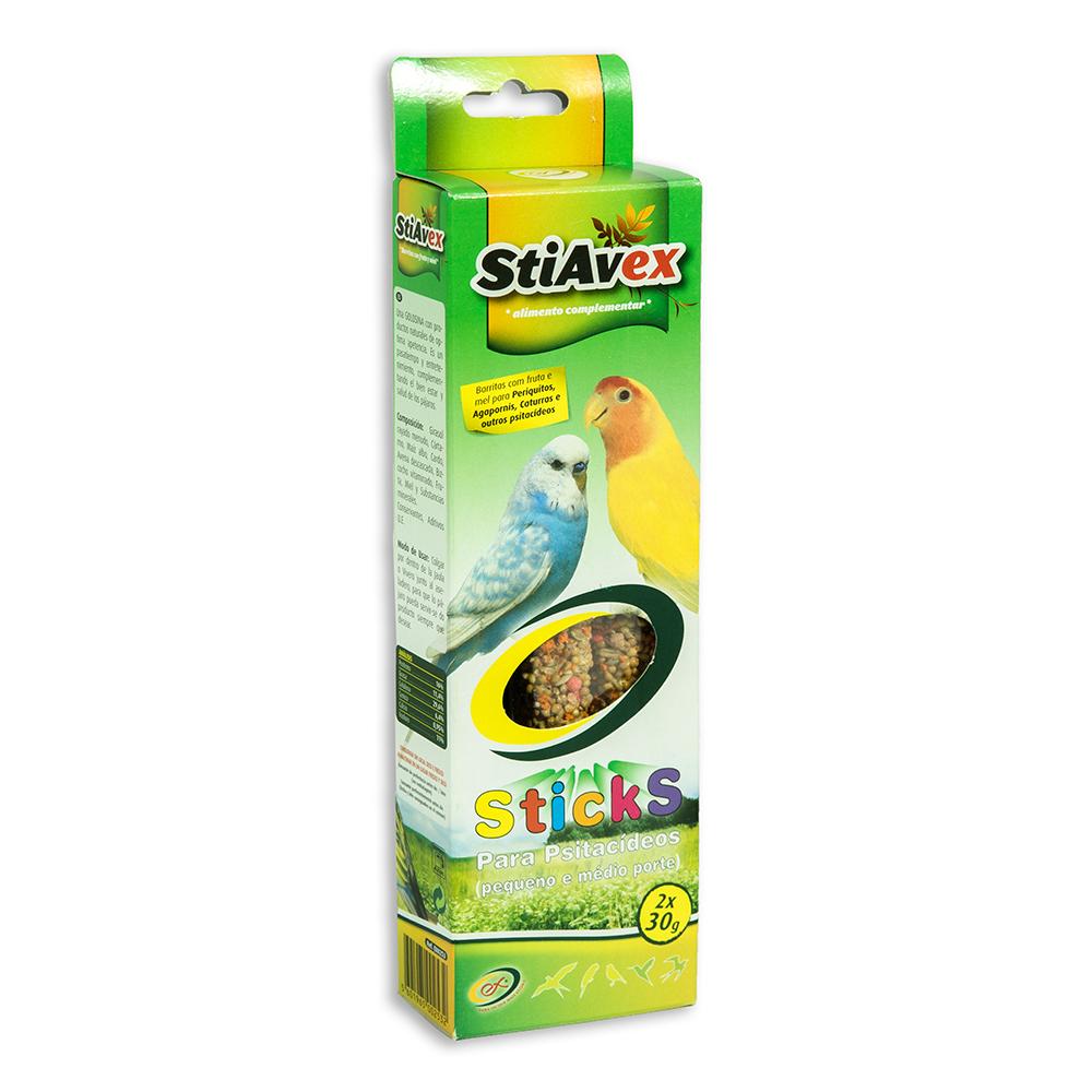 ORNI-EX Stiavex para Periquitos 2x30 gr