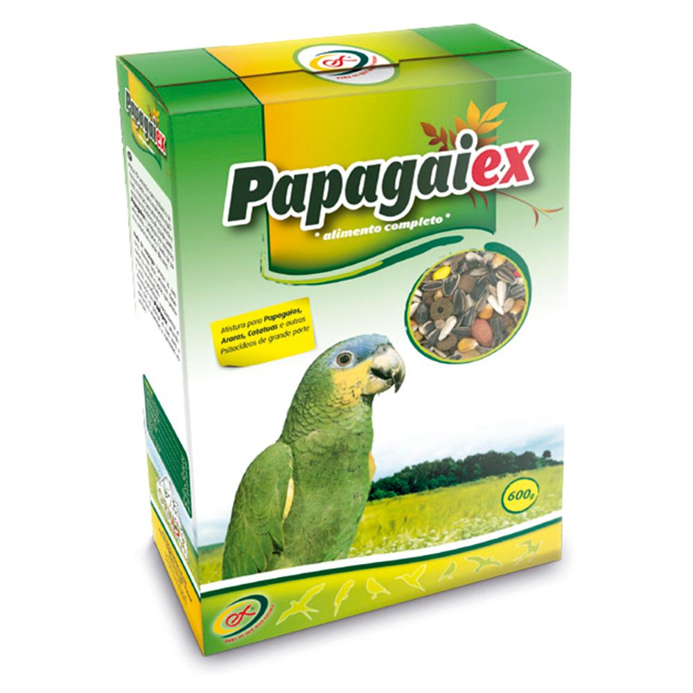 ORNI-EX Papagaiex - Mistura com frutos para Papagaios