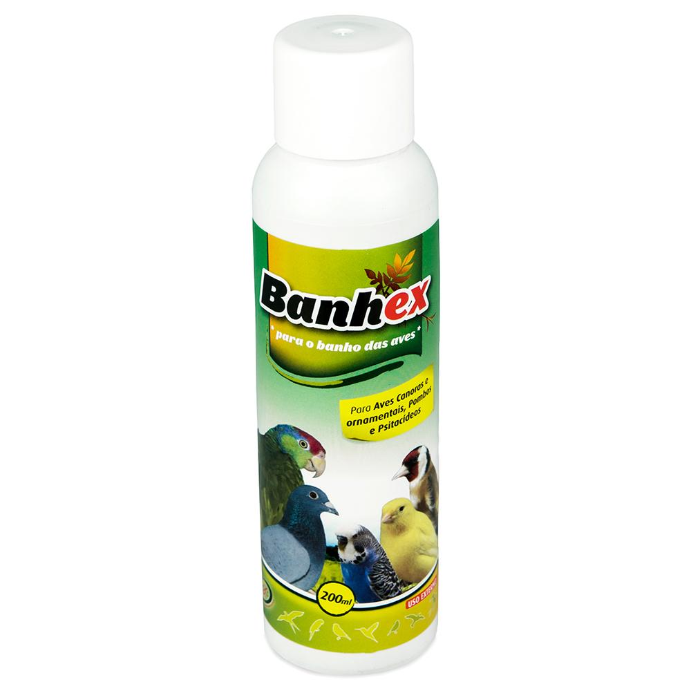 ORNI-EX Banhex - Para Banho de Aves