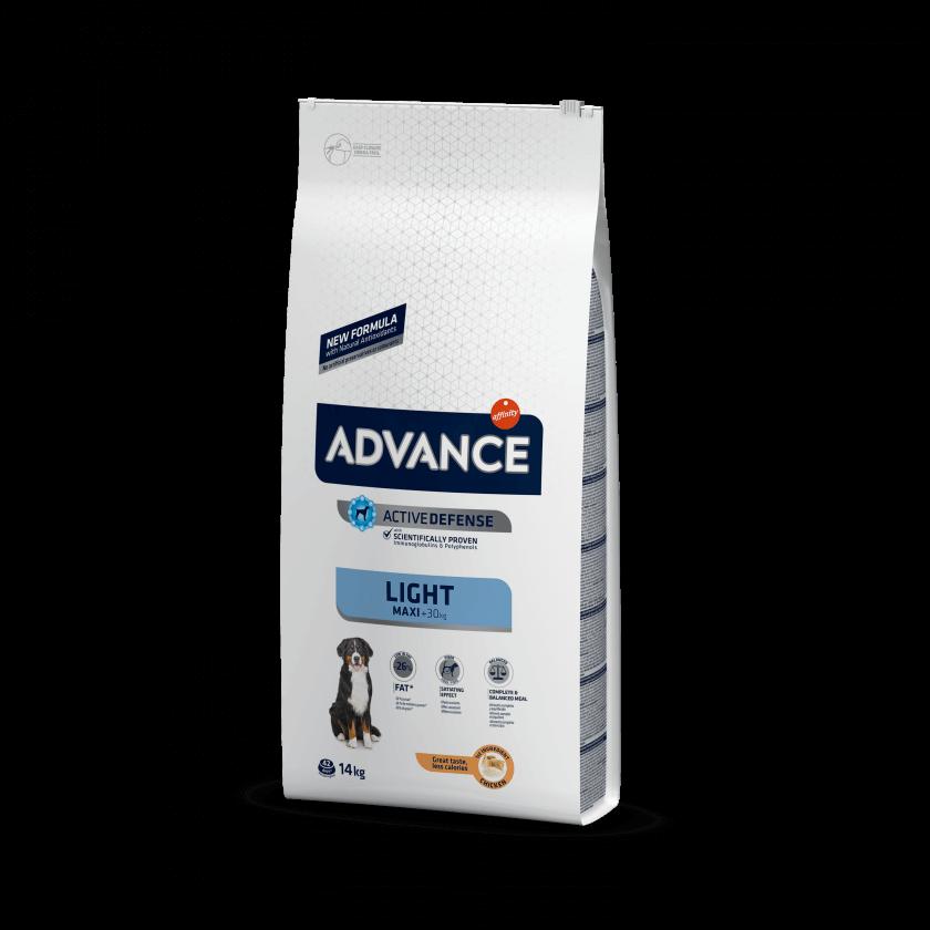 Advance Maxi Light Frango e Arroz