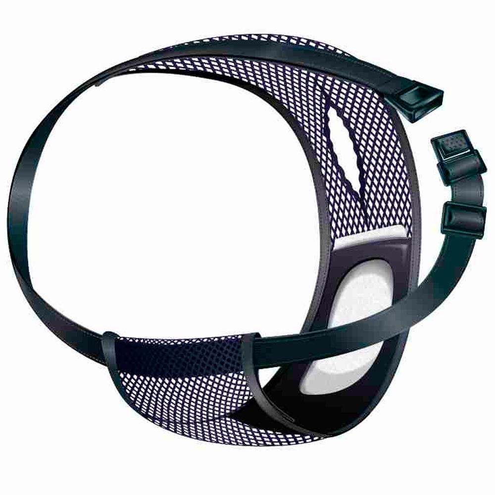 TRIXIE Slip de Protecção Material Respirável Azul Escuro