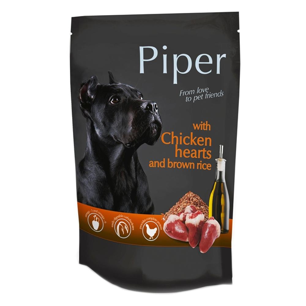 PIPER - Frango e Arroz Integral