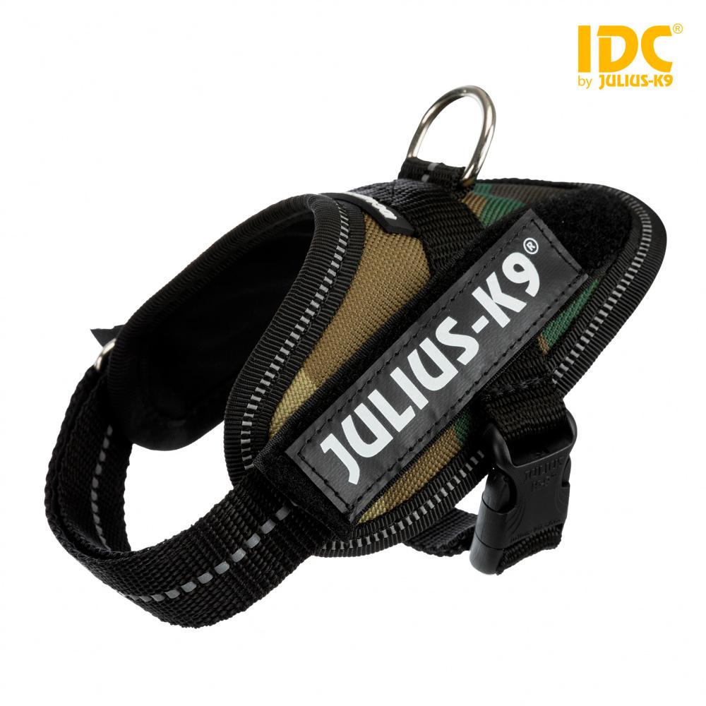 JULIUS K-9 Peitoral IDC - Camuflado