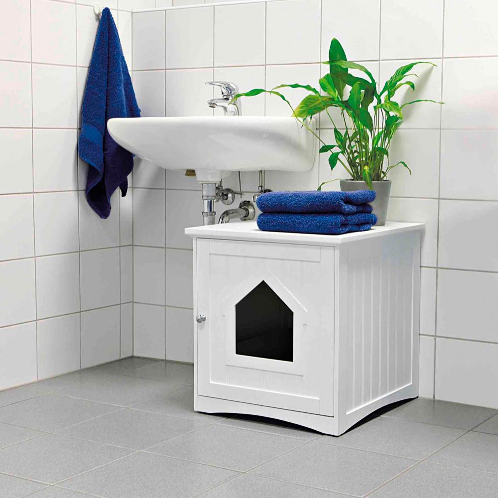 TRIXIE Casa em MDF para Toilete de Gato