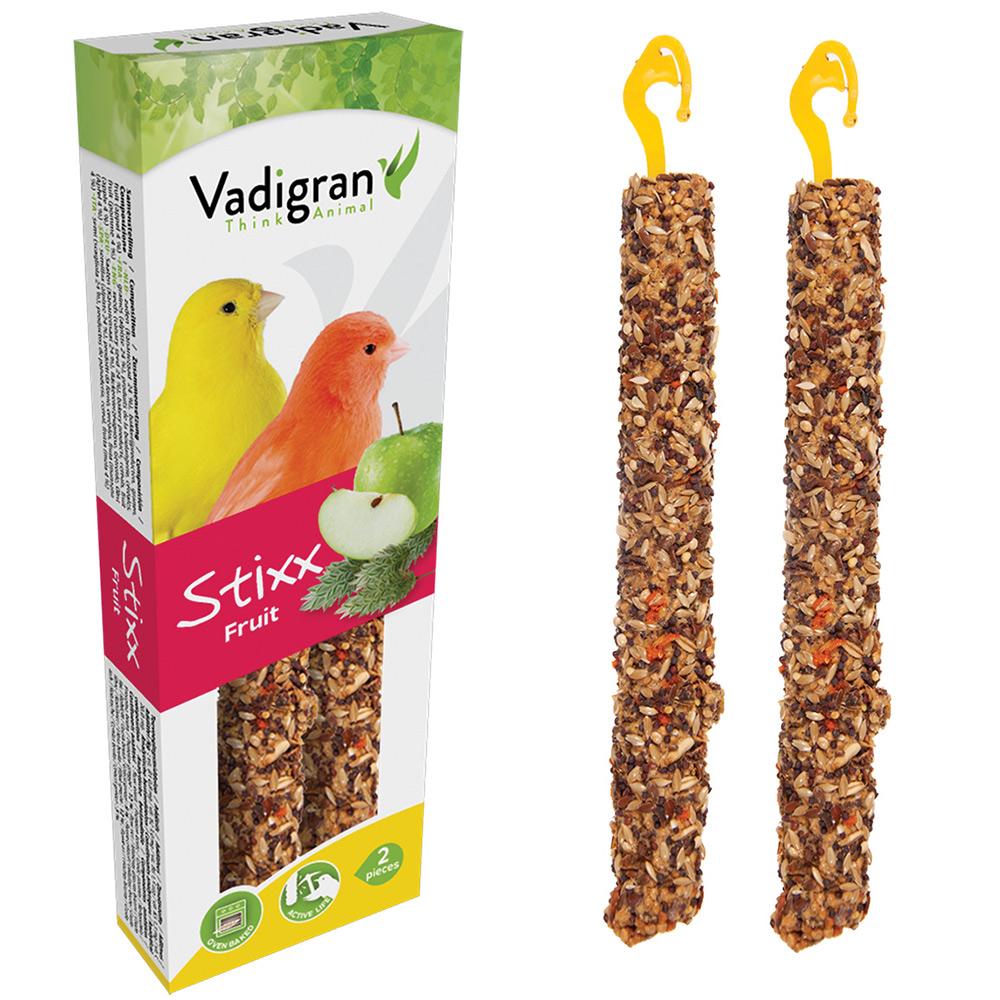 VADIGRAN Stixx - Sticks com Frutos para Canários