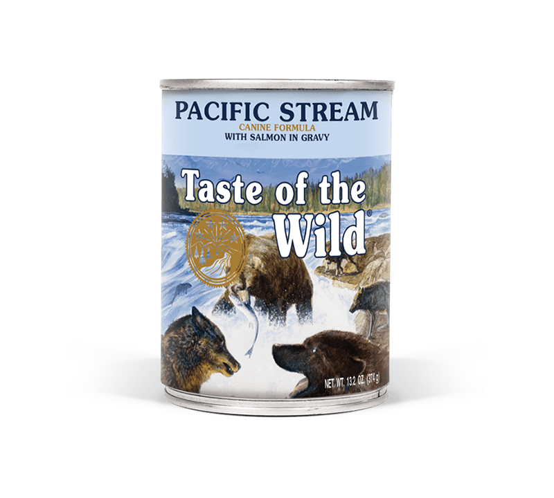 Taste of the Wild Pacific Stream Canine Formula -  Wet