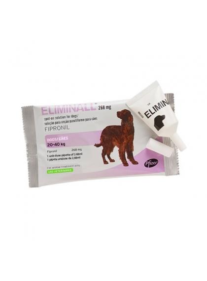 ELIMINALL Cão 20-40 Kg