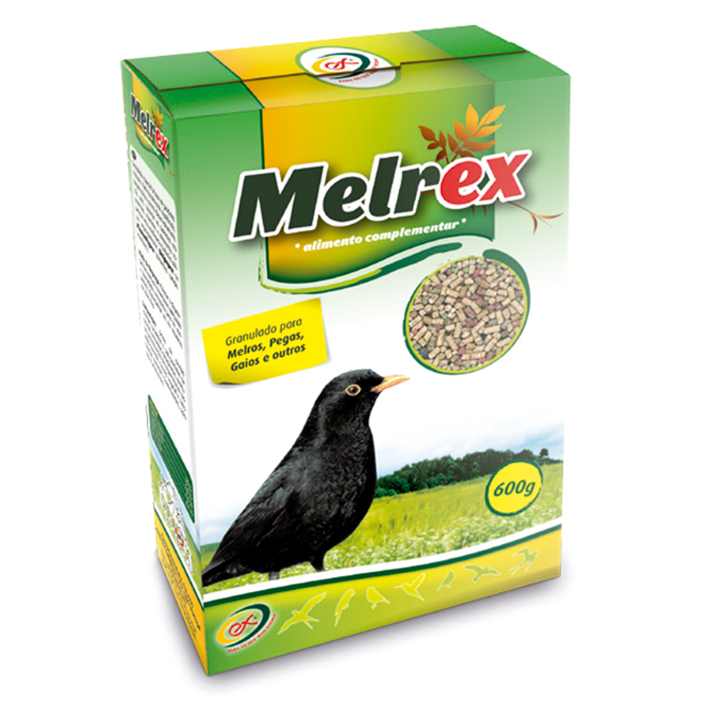 ORNI-EX Melrex - Alimento para Melros