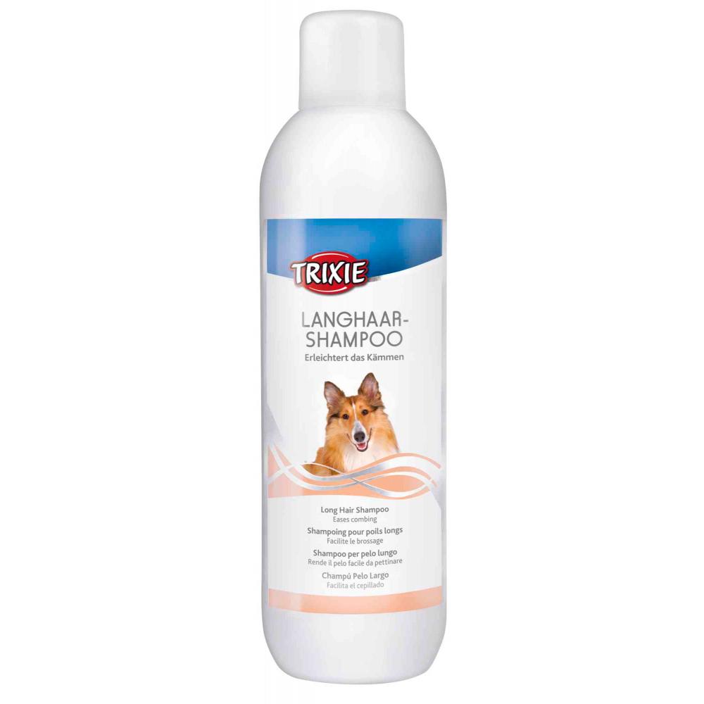 TRIXIE Shampoo para Cães de Pelo Longo
