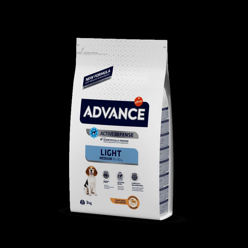 Advance Medium Light Frango e Arroz