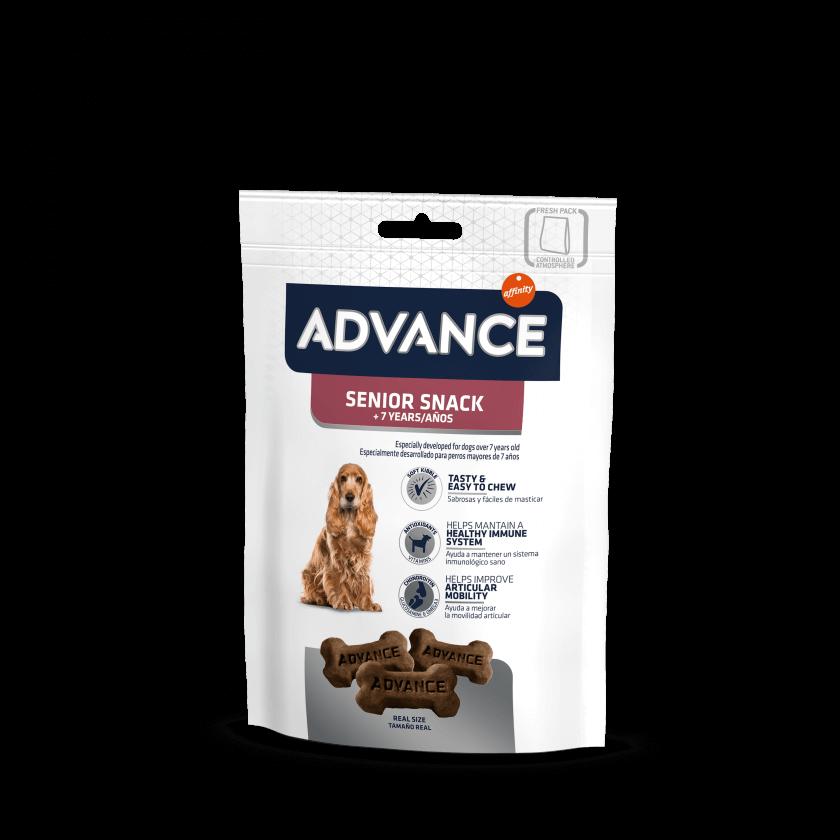 Advance Dog Snack +7 Years