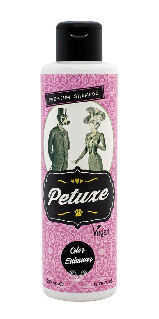 PETUXE Shampoo Vegan - Pelo Preto
