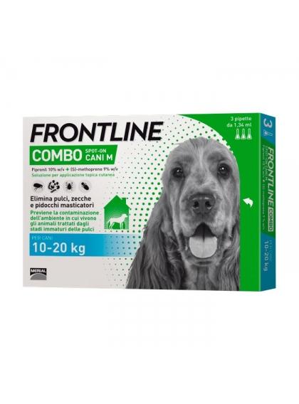 FRONTLINE Spot On Combo 10-20 Kg