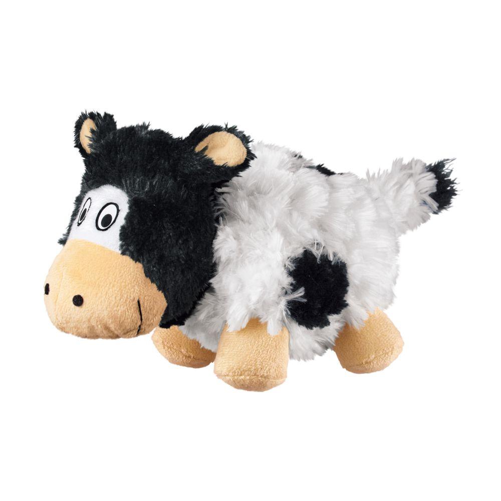Kong Cruncheez Barnyard Cow - Small