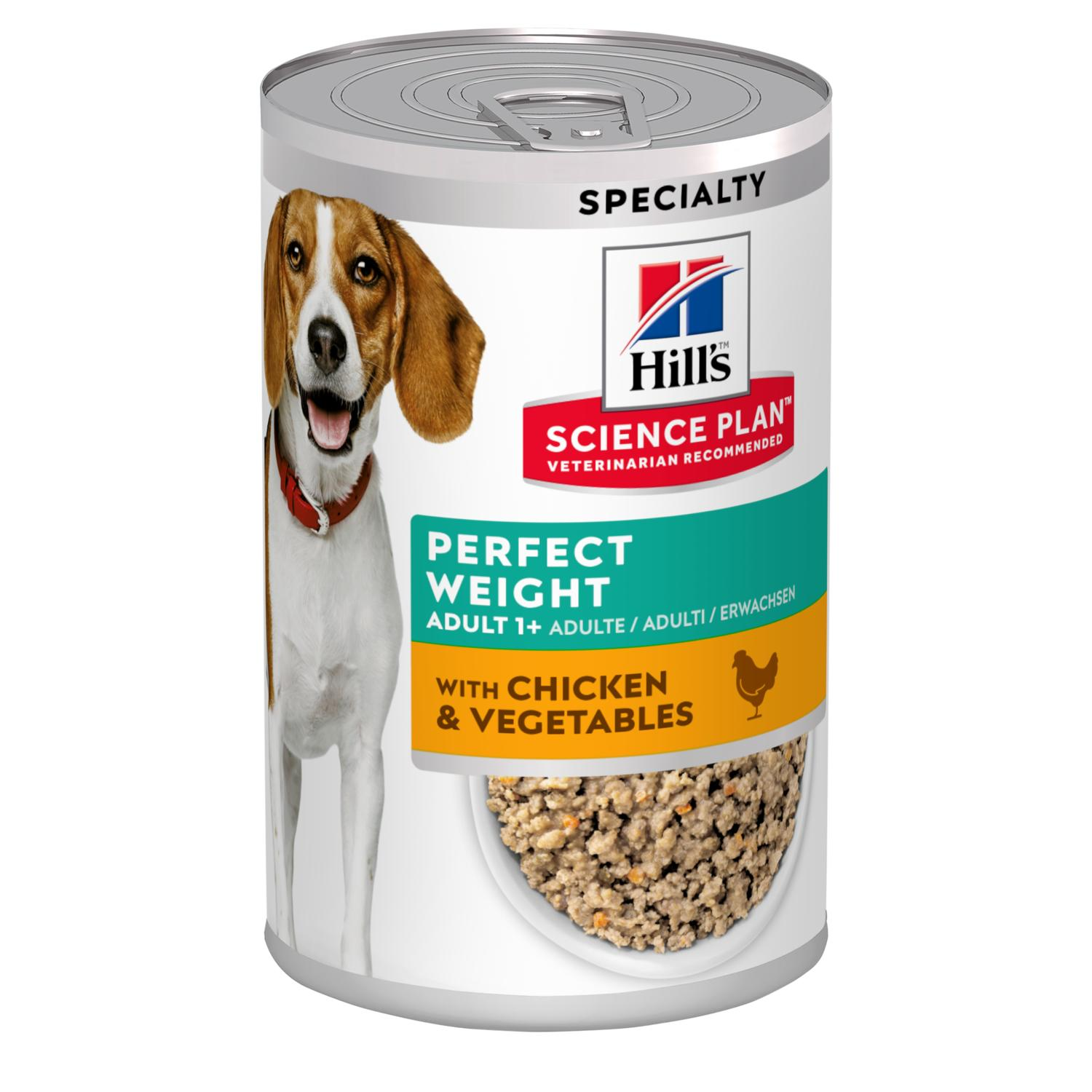 Hill´s Science Plan Adult Dog Perfect Weight Chicken