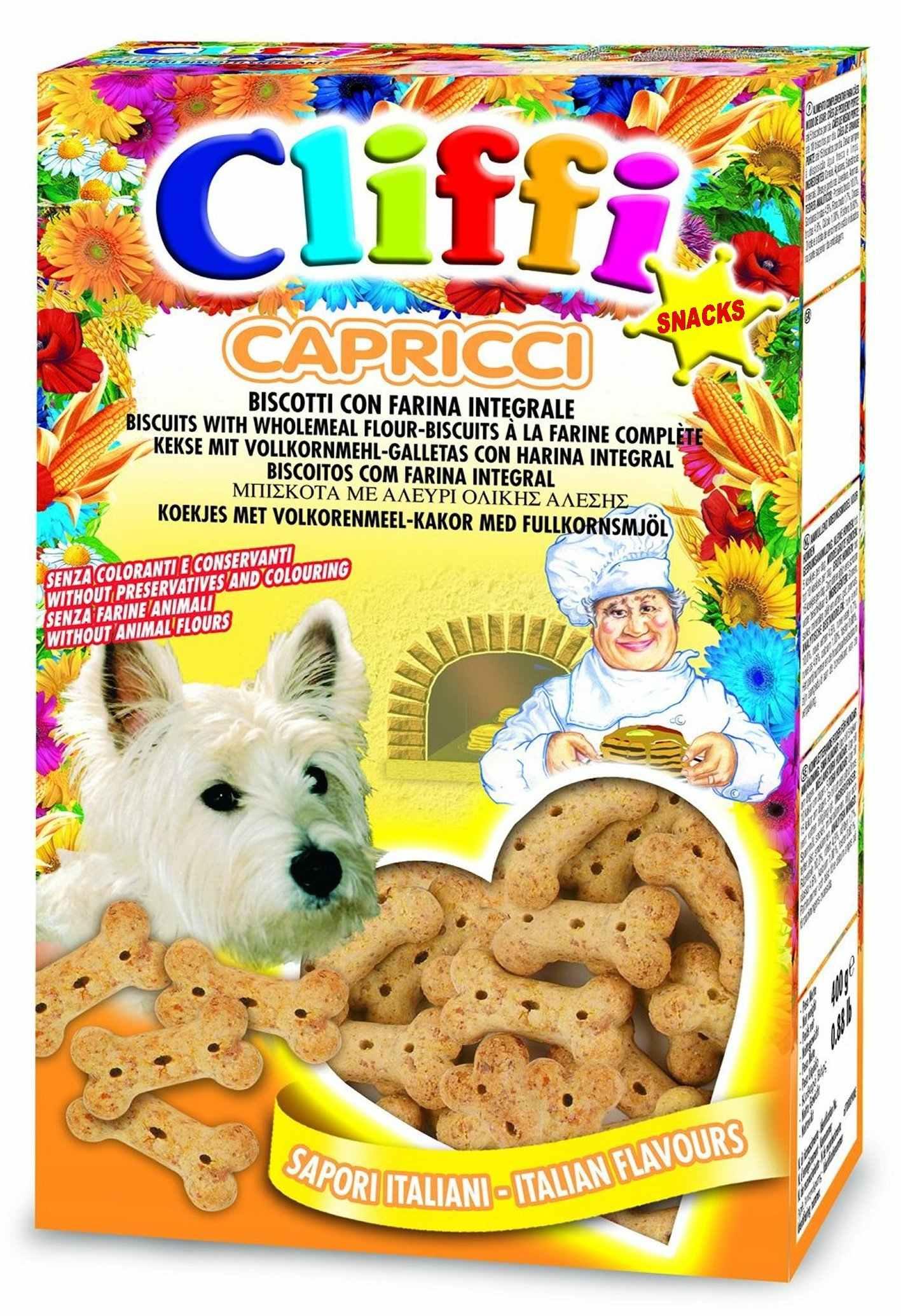 CLIFFI - Capricci
