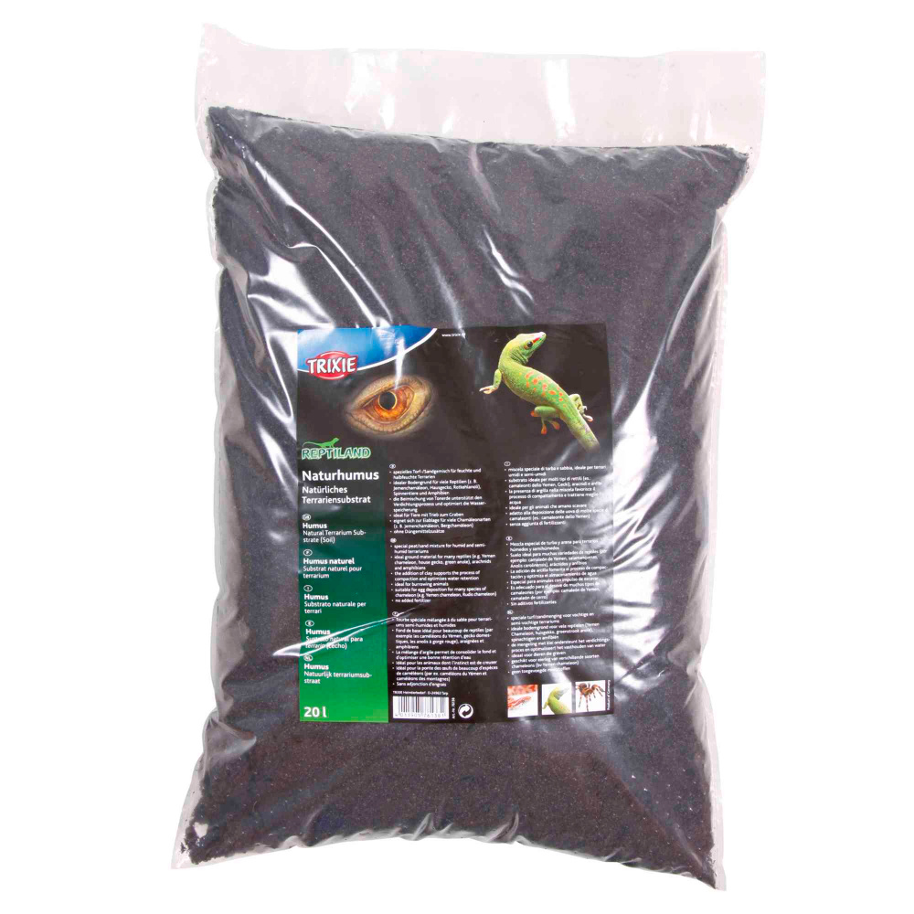 TRIXIE Reptiland Humos - Substrato Natural para Terrário