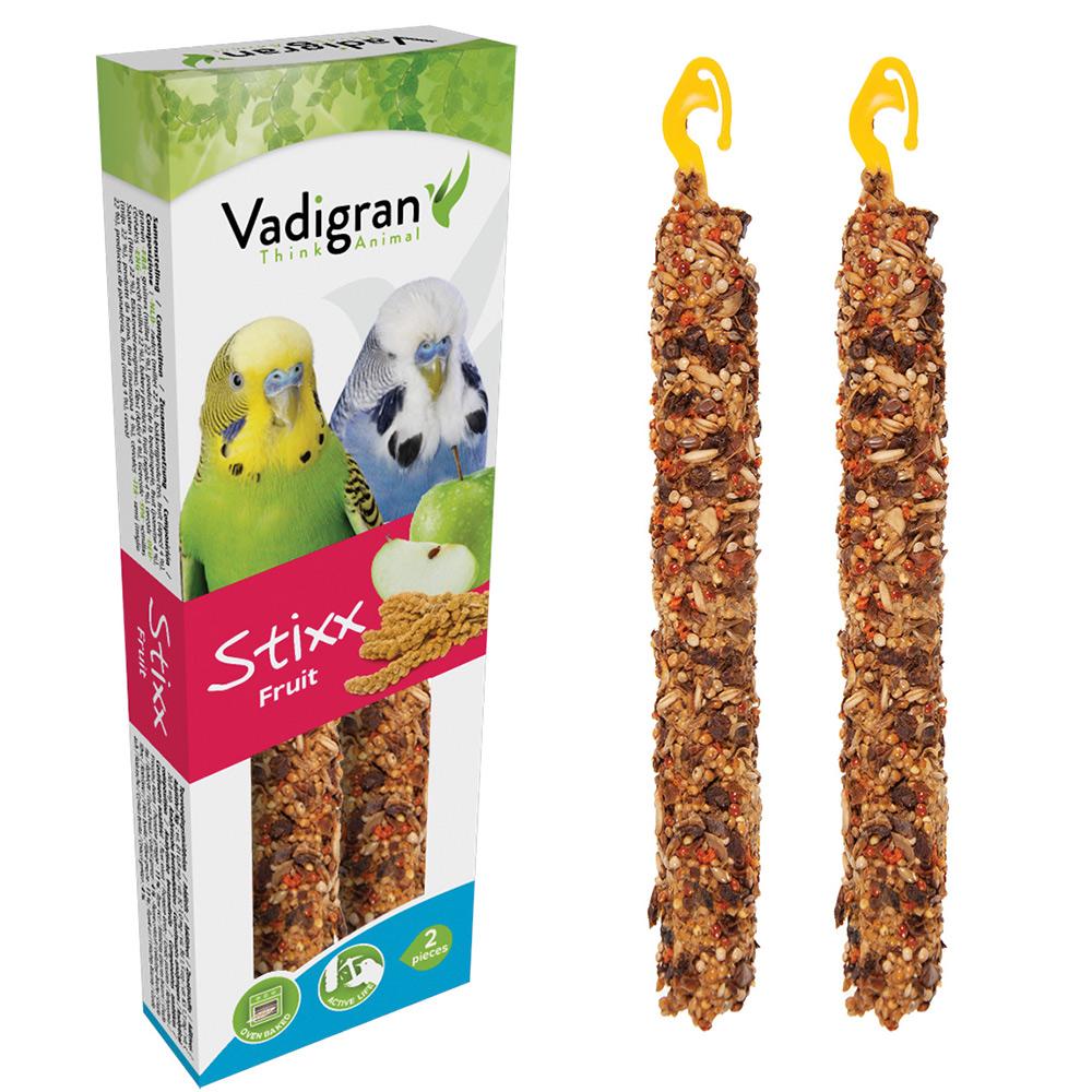 VADIGRAN Stixx - Sticks com Frutos para Periquitos