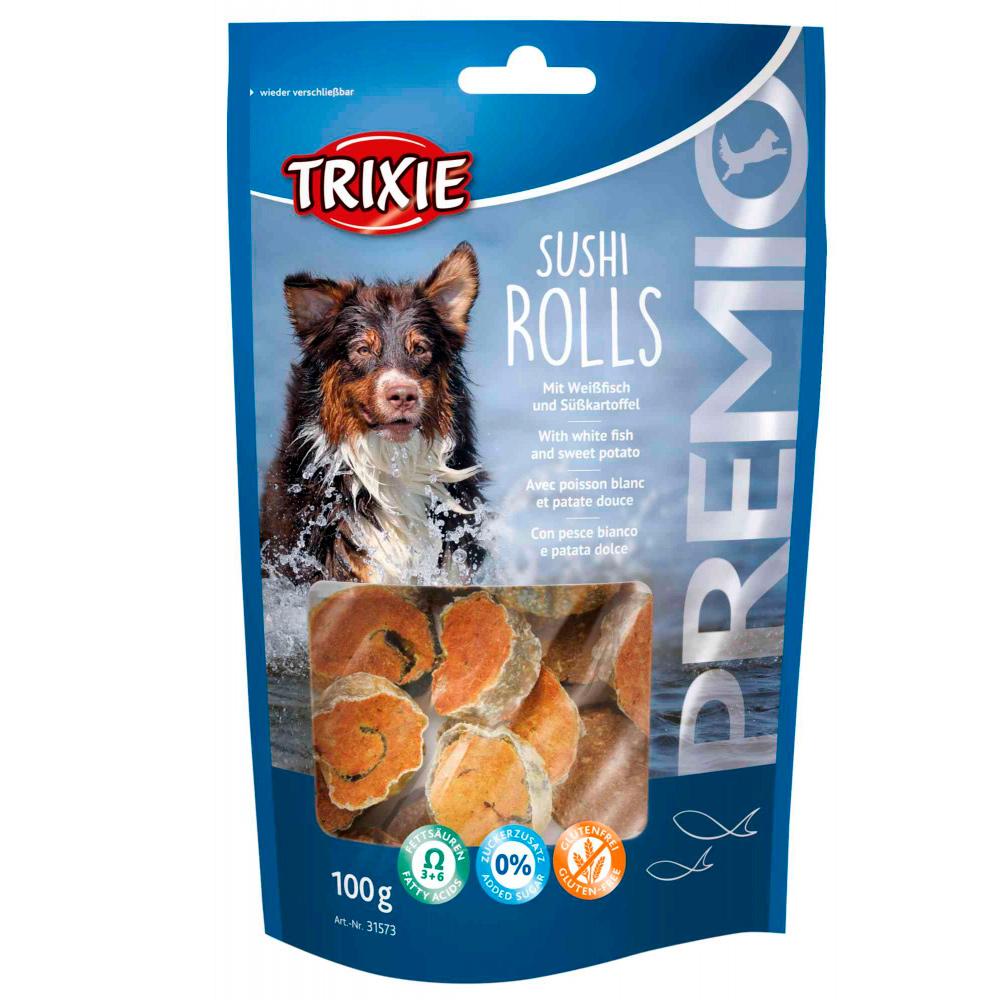 TRIXIE Premio - Snack Sushi Rolls 100 gr