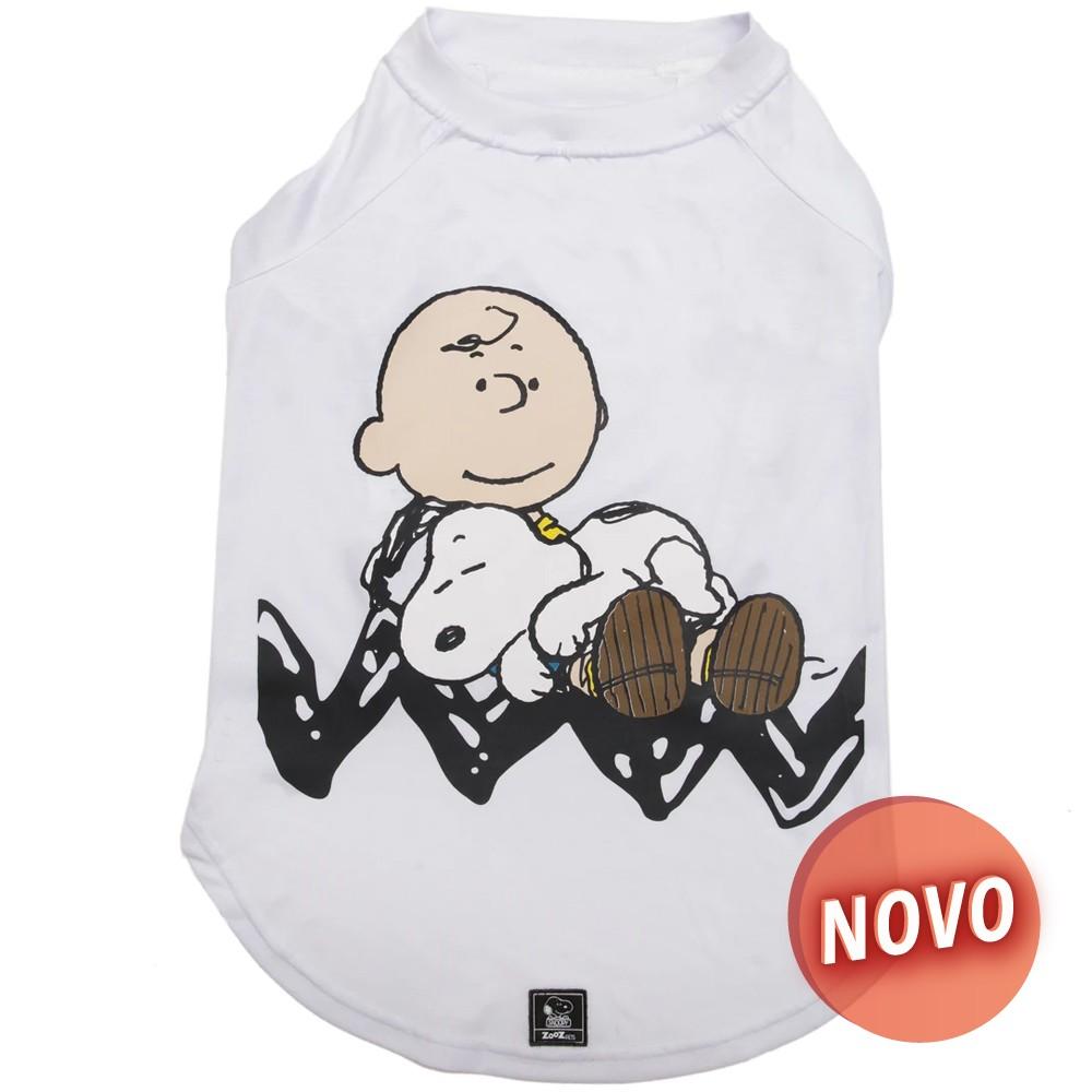 SNOOPY Sweatshirt - Sleeping Branco