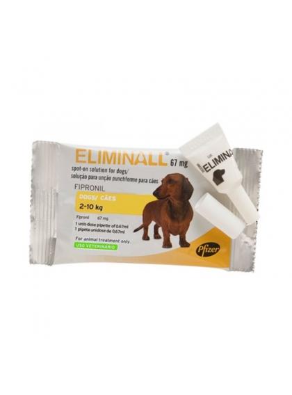 ELIMINALL Cão até 10 Kg