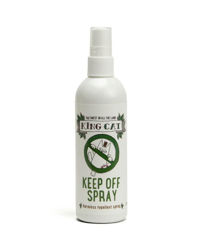 King Catnip Erva Gateira: Spray Desencorajamento 175ml