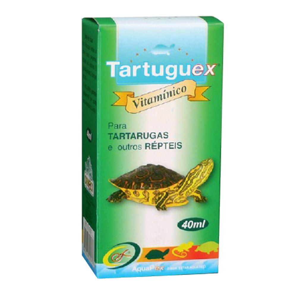 ORNI-EX Tartuguex - Vitaminas e Aminoácidos