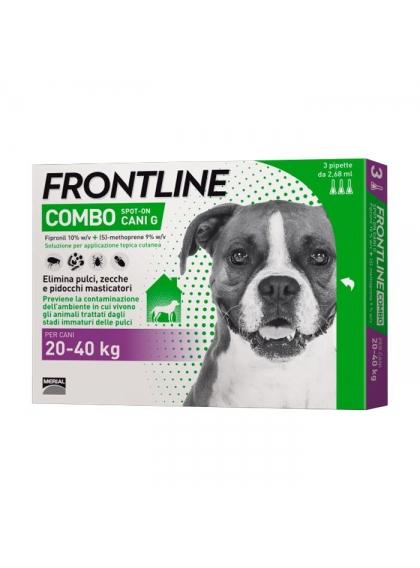FRONTLINE Spot On Combo 20-40 Kg