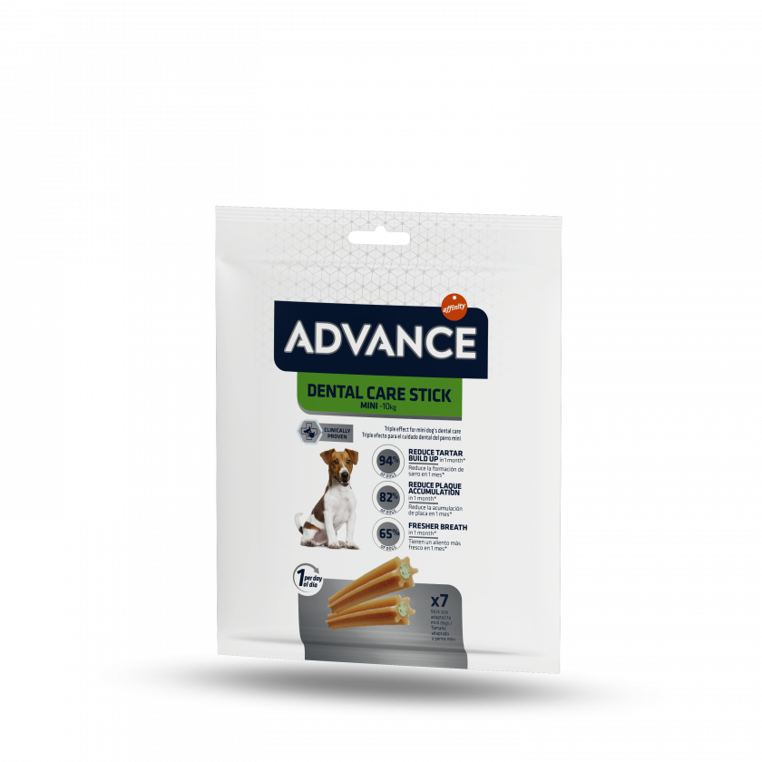 Advance Dog Snack Dental Care Stick Mini