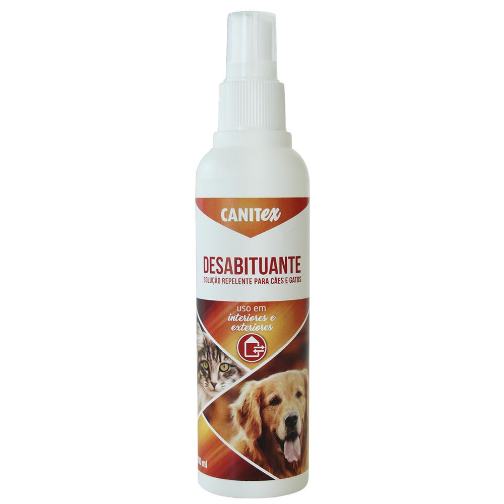 ORNI-EX Canitex - Desabituante/Repelente para Cães e Gatos - 200 ml