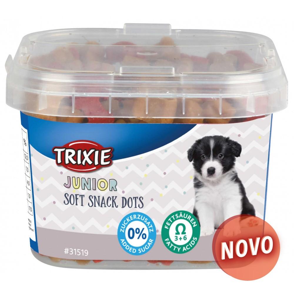 TRIXIE Junior - Soft Snack Dots com Omega 3
